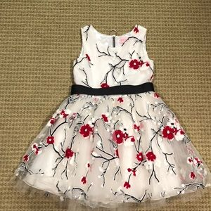 Zoe size 8 party dress
